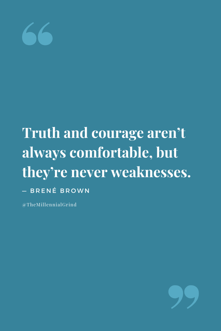 Quotes from Daring Greatly by Brené Brown