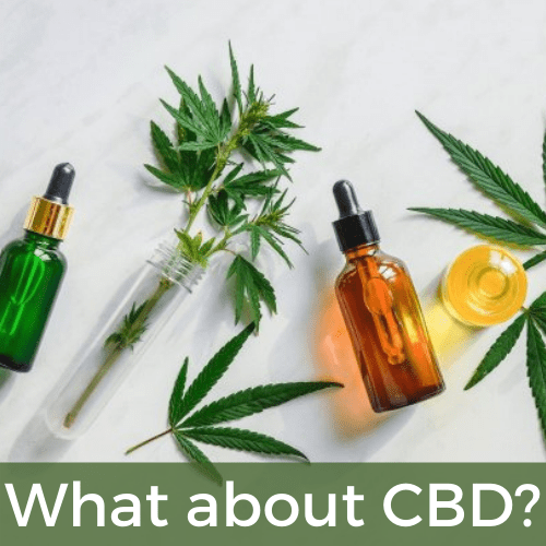 What about CBD