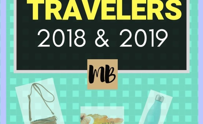 The Holiday Gift Guide For Travel Lovers 2018