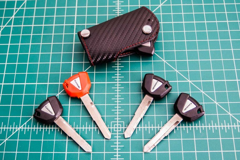 The Ninja 650 is super picky about keys, so you'll have to either buy OEM or get a key that you've confirmed works with this specific bike.