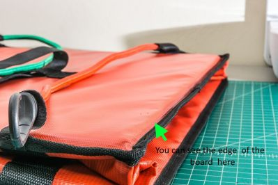 DIY Insulated Pizza Bag for Motorcycles