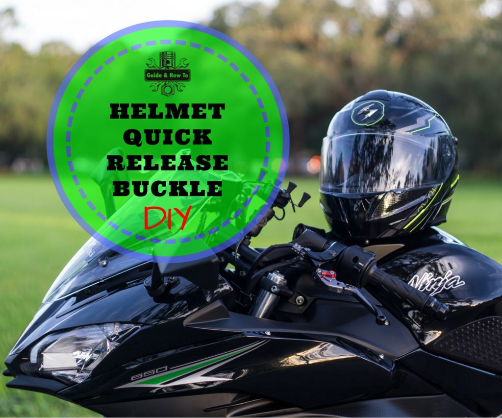 Helmet Quick-Release Buckle How-To