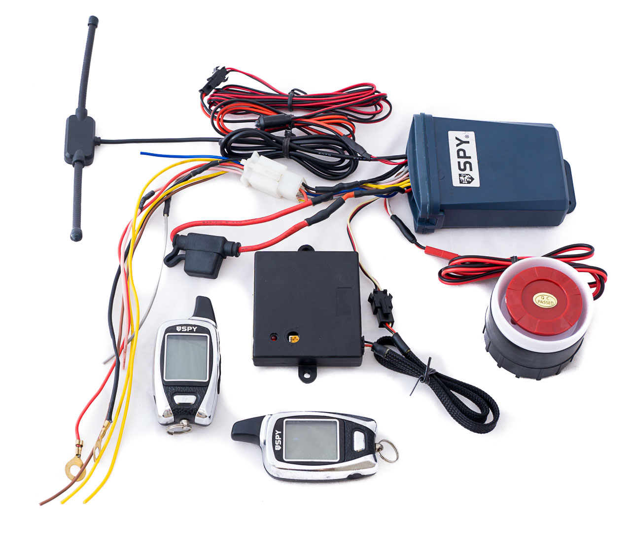 Types Of Motorcycle Alarm Systems The Best Millennial Diyer Wiring Diagram For Led Indicators 2 Way Motorbike Security System Might Sound Like But In Practice They Arent Any Better Than 1 Alarms