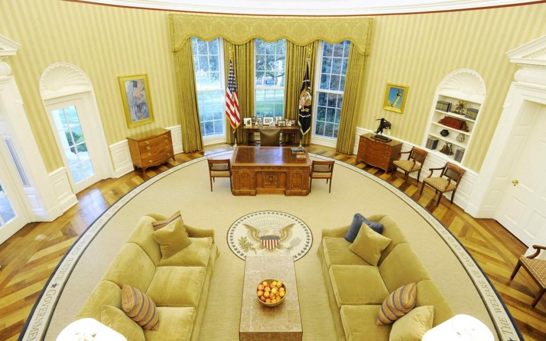 Winds of Change in Washington