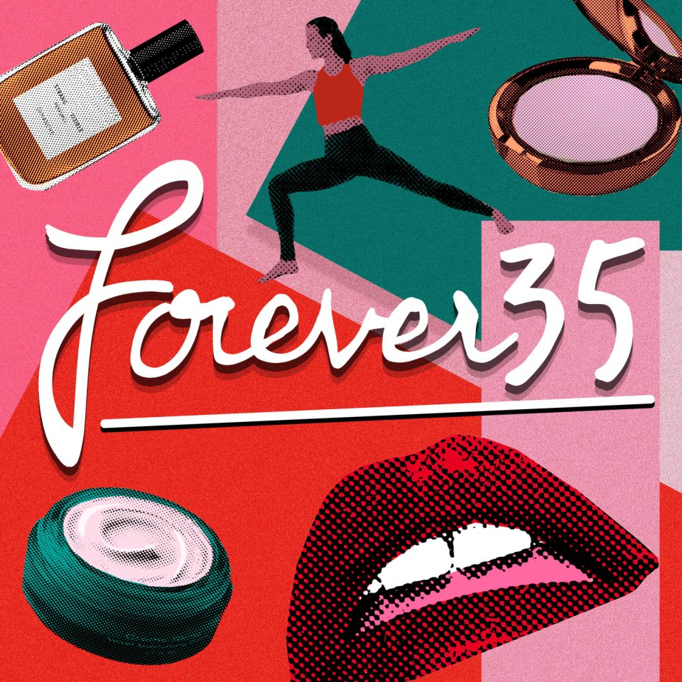 One of my favorite Thursday Things this week, the Forever35 podcast is the ultimate self-care listen.