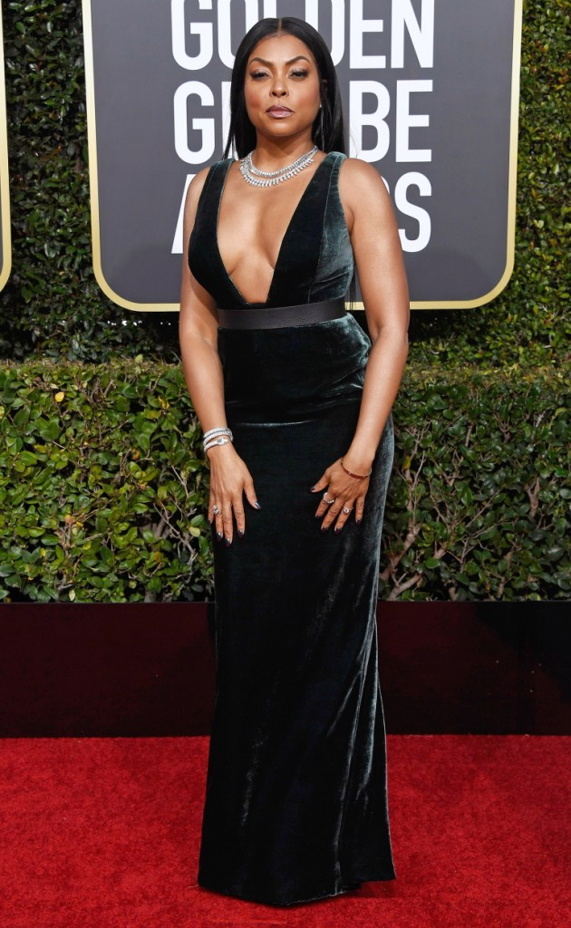Millennial Pink Pennies shares her best dressed at the 2019 Golden Globes.