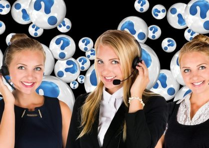 call centers for business help