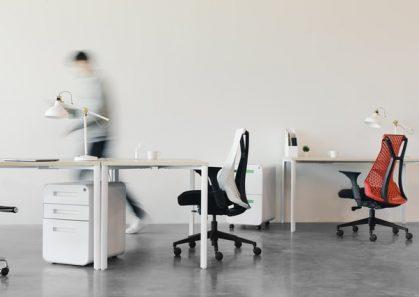 outbound call center empty desks