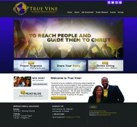 True Vine International Church | View Design