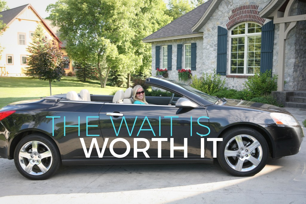 Worth the Wait | Millennials with Meaning