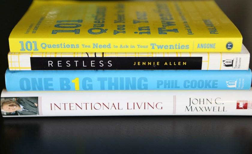 Nine of the Best Books on Purpose