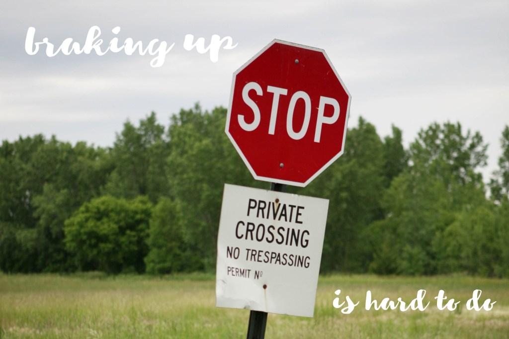 Braking Up is Hard to Do | Millennials with Meaning