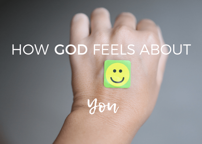 How God Feels About You | Millennials with Meaning