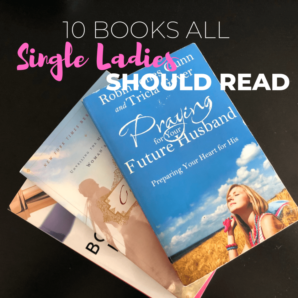 10 Books All Single Ladies Should Read | Millennials with Meaning