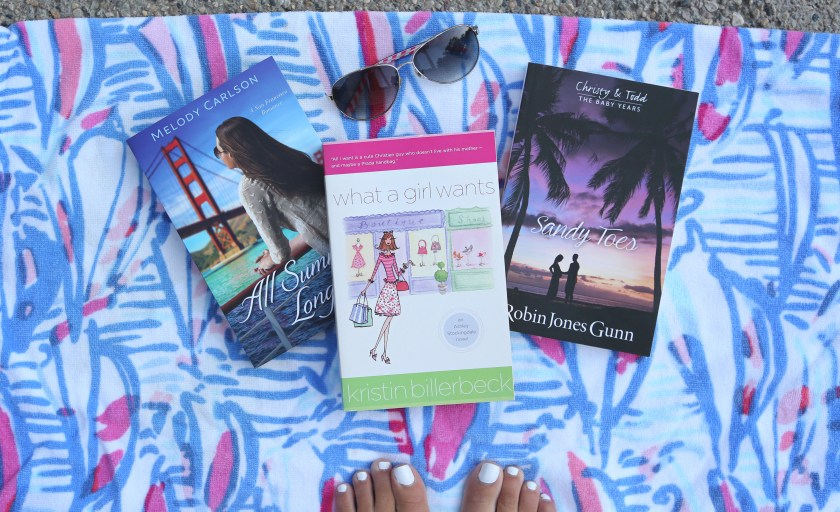 11 Beach Reads for Summertime