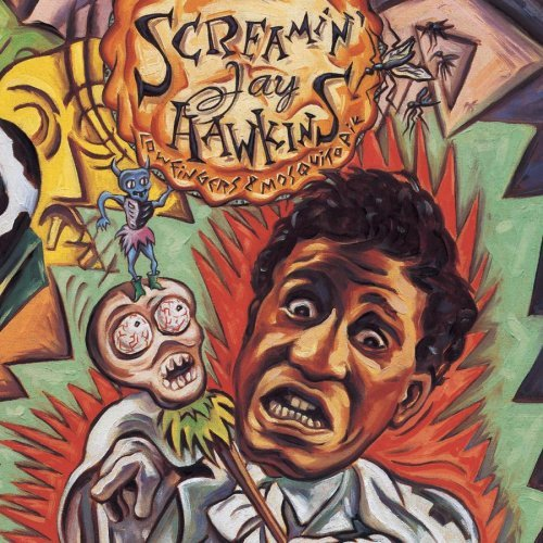 Screamin' Jay Hawkins Cow Fingers & Mosquito Pie Album Cover