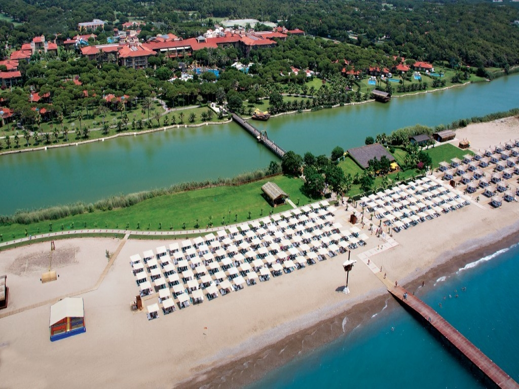 Mg Gloria Golf Resort