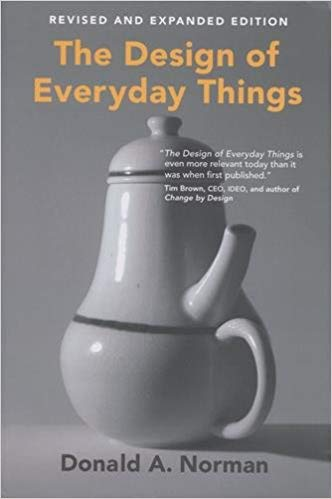 Cover - Design of Everday Things - Don Norman