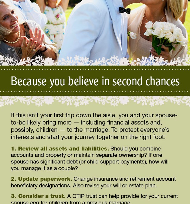 Because You Believe in Second Chances