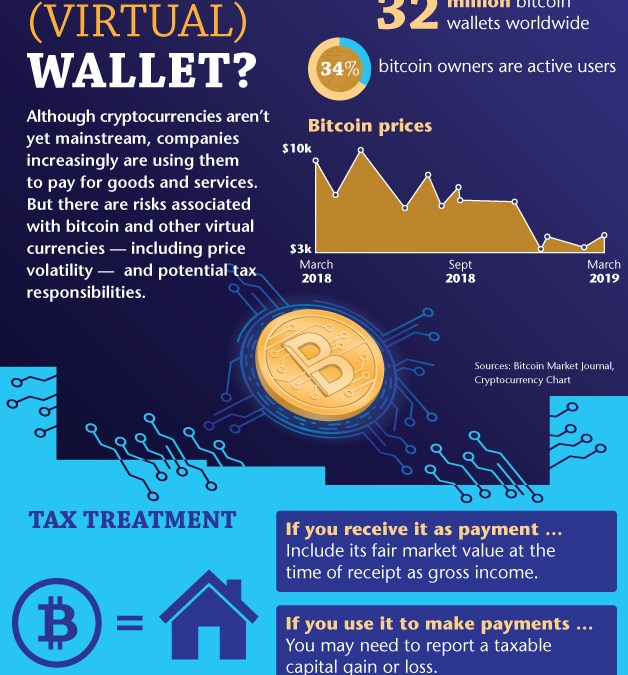 What's in Your (Virtual Wallet?