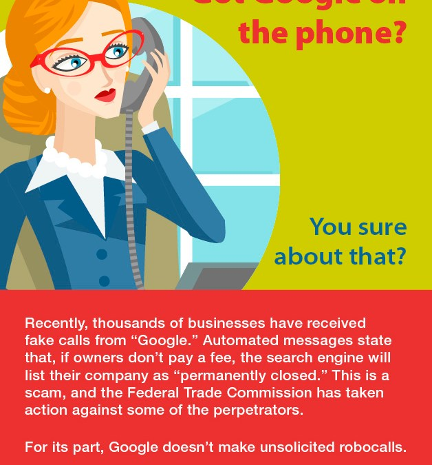 Got Google on the Phone?