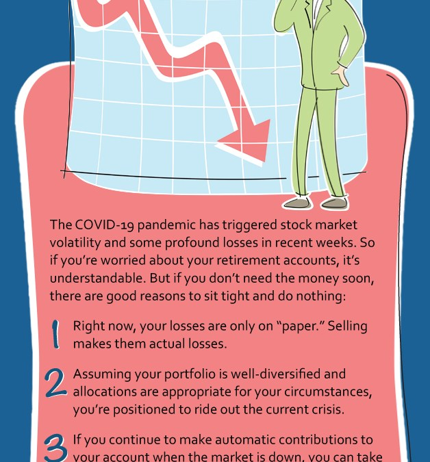 5 Reasons Not to Sell Stocks Now