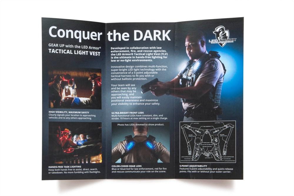 TLV Print Brochure