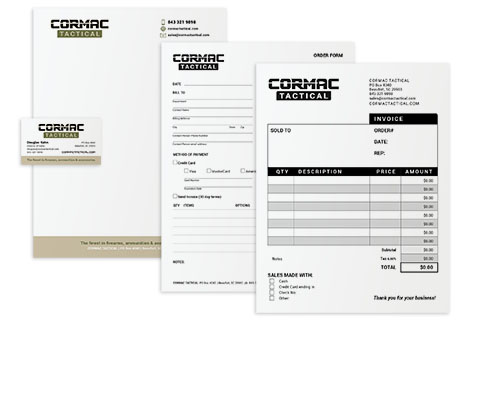 Cormac Tactical Identity Design