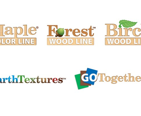 Logos for Product Lines