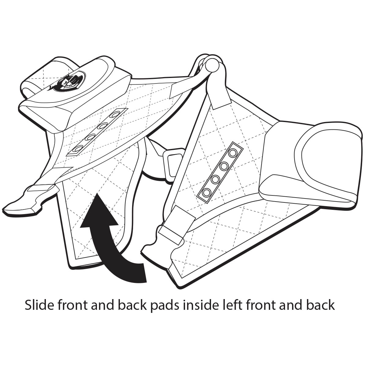 Led Armor Schematic Illustrations