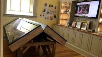 """110"""" Multitouch interactive table and digital signage display"""