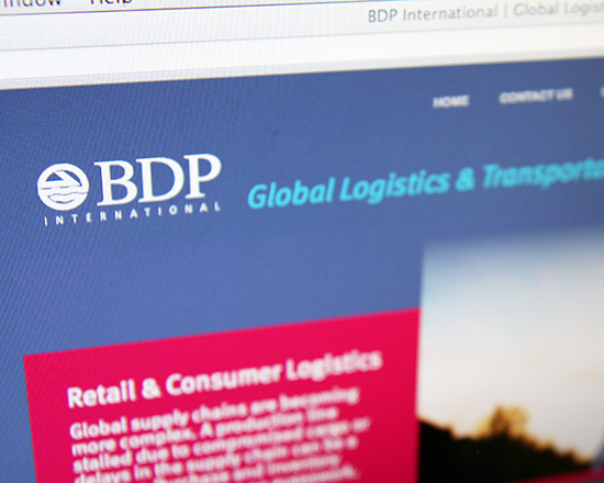 BDP International Website