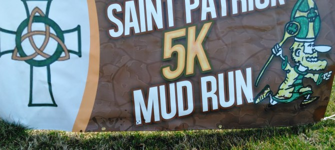 Mud Run March 16th