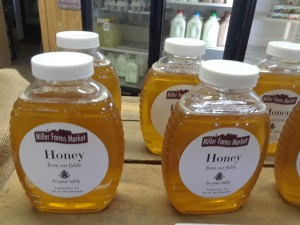 Honey from Bees on our Farm and JoJo's Granola Bars – Miller Farms