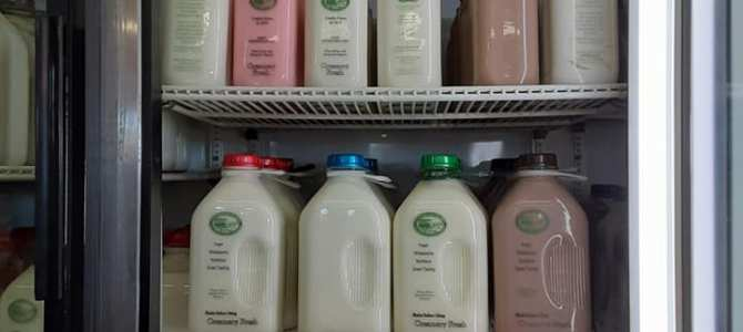 South Mountain Creamery Delivery