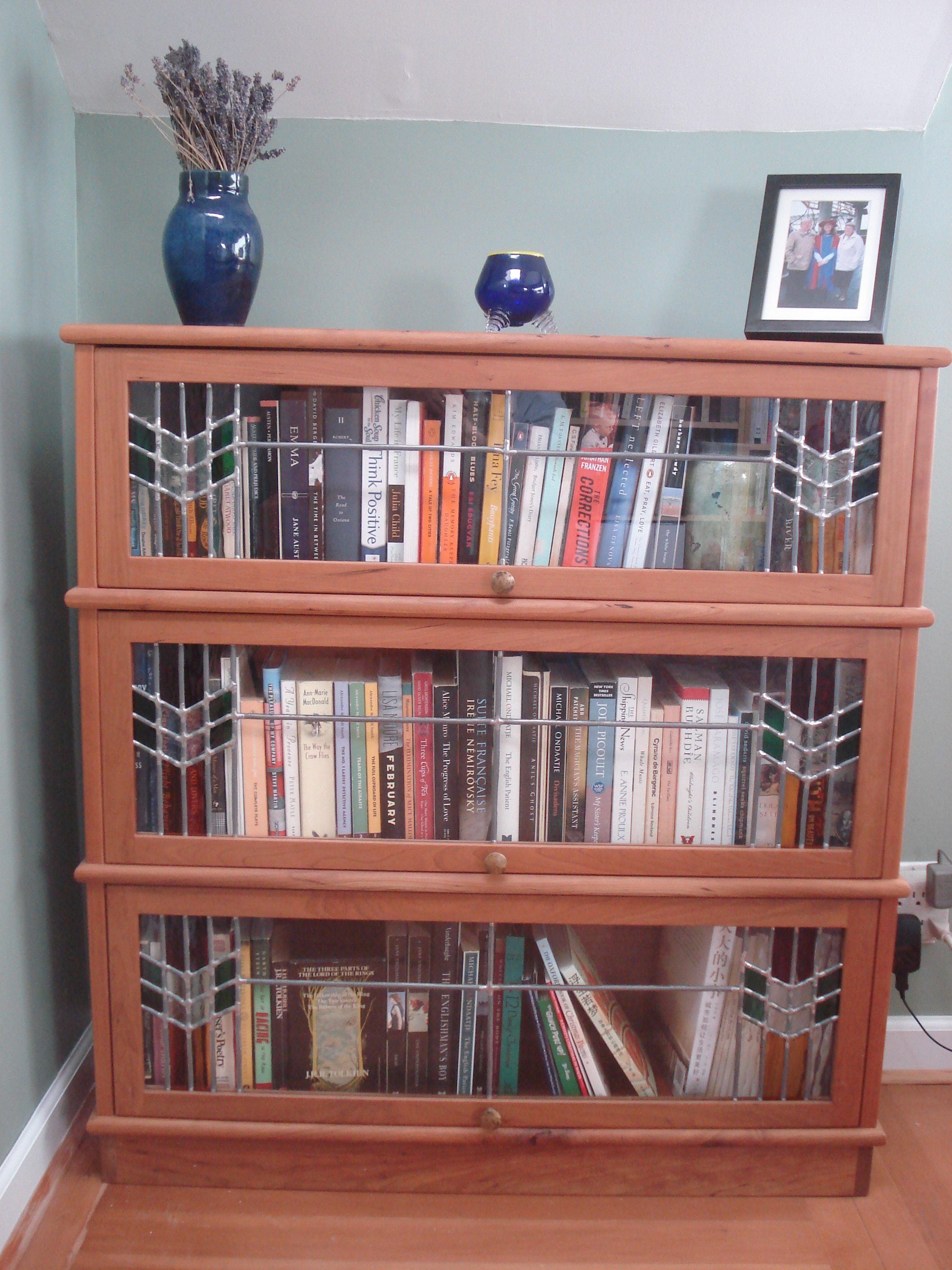 Barrister Bookcase Miller Goodwood