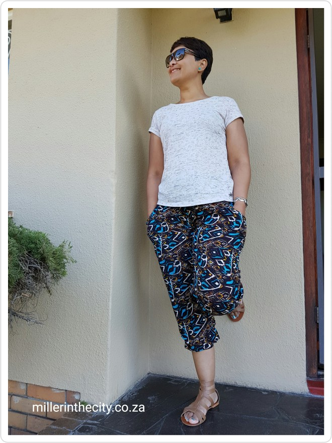 Styling Printed Pants