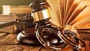 Austin criminal defense lawyer & Law firm concept
