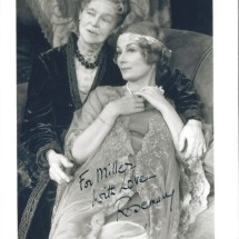 Royal Family with Eva LeGallienne & Rosemary Harris-Broadway