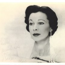 Vivien Leigh-autograph