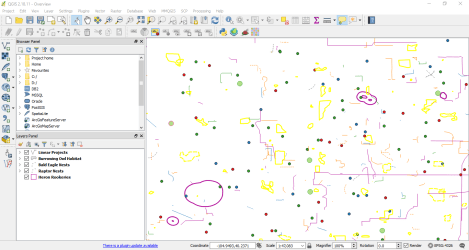 Quick start to spatial databases with QGIS and SpatiaLite