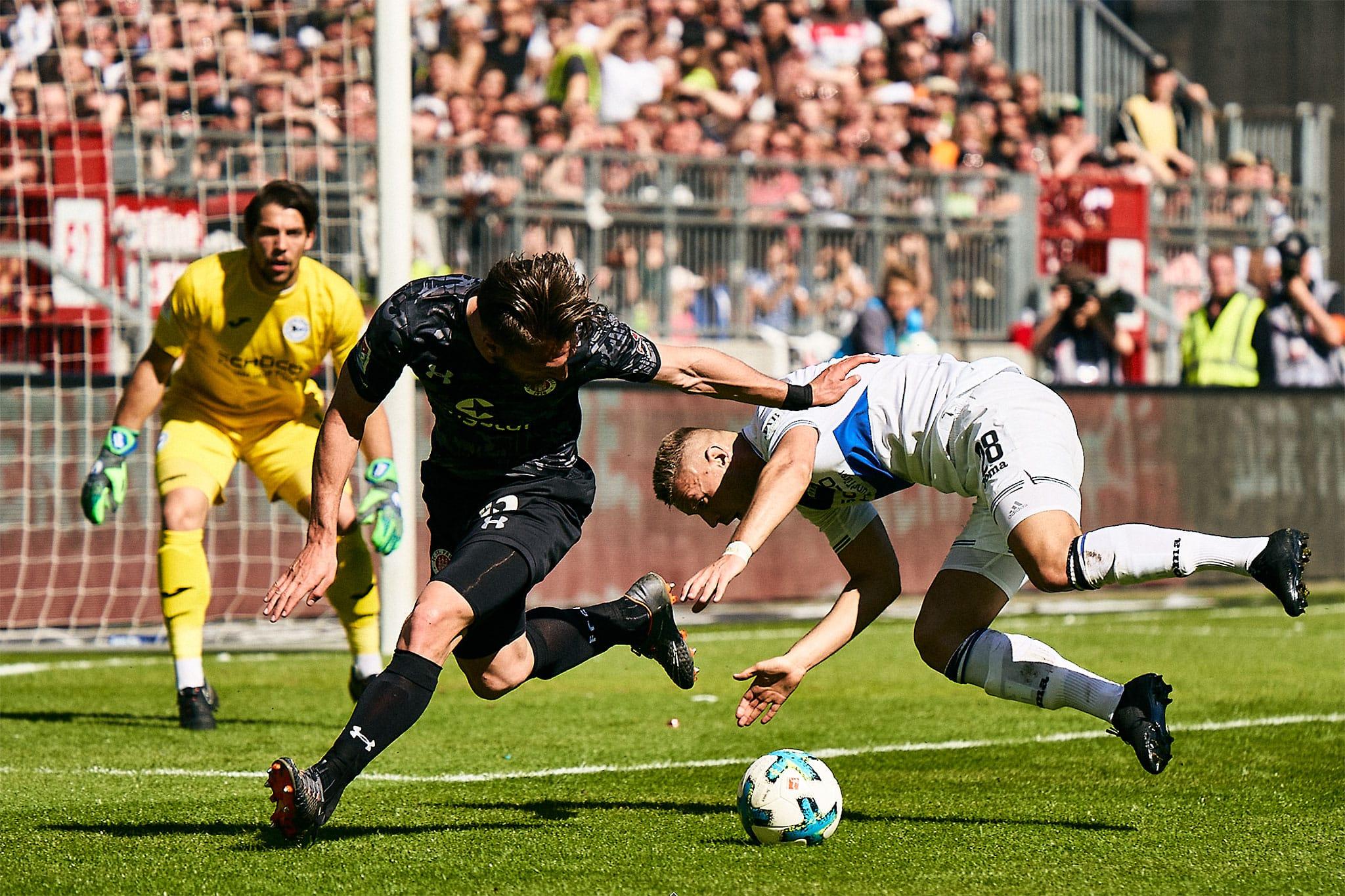 Spiel Arminia Bielefeld