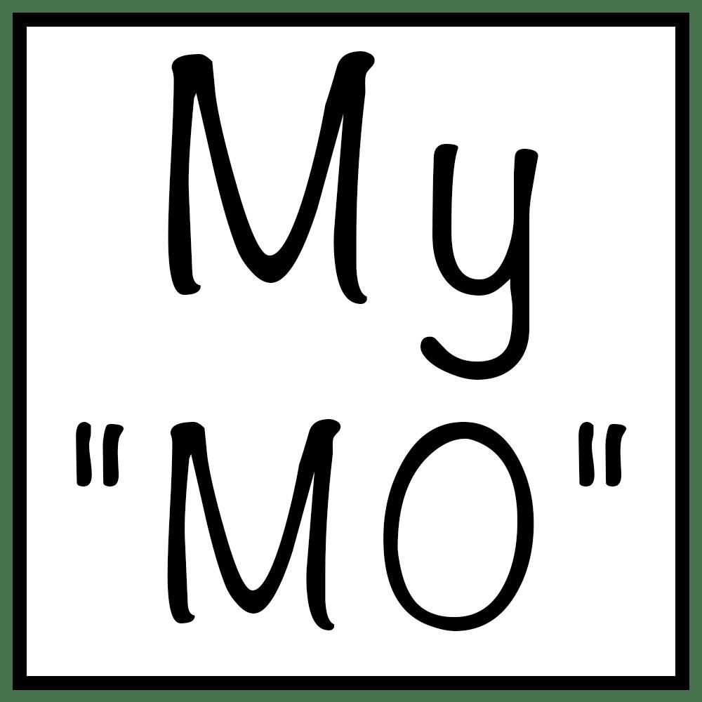 My MO Miller Organized Logo