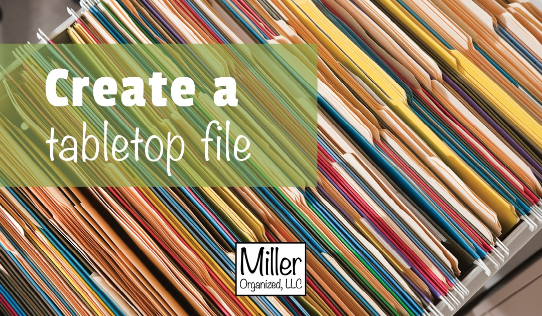 How to Create a Tabletop File
