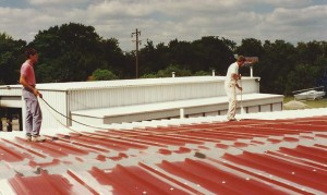 Metal Roof Restoration3
