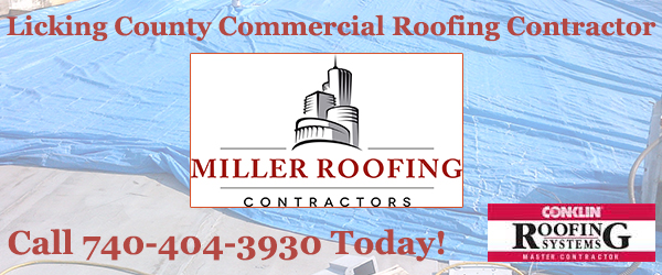 Licking County Commercial Roofing Contractor