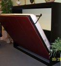 Miller's Murphy Beds - Panel Door, Side Mount Wall Bed