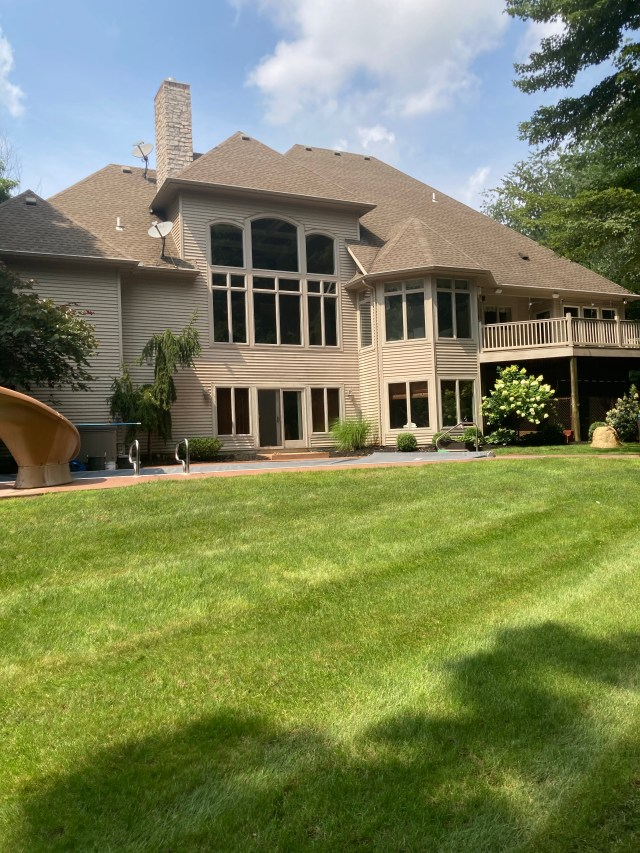 Roof & House Wash Professionally Cleaned in Bristol Indiana
