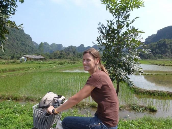 Mit dem Rad durch den Cat Ba Nationalpark
