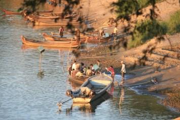 Irrawaddy Fluss
